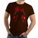 Ryu Shadow - Video Game Pixel T-Shirts & Retro Gaming Tees! Gamer, Street Fighter II, No Parking, V, IV, Ken, Ryu, Sagat, Chun Li, Japan, Japanese, Capcom, Fighting, Fighter, SNES, Arcade, Nintendo, Guile, Shadows, 1991, 1990s, SF 2, SF II, Albertocubatas, Men, Women, Tank, Long Sleeved