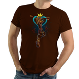 Shadow of Hearts- Retro and Pixel Video Game T-shirts - Kingdom Hearts, Sora, Keyblade, Heartless, RPG, Action RPG, Frozen, Pirates, PS4, Playstation, Kingdom Hearts 3, Toy Story, Nerd, Geek, Cool, Level Up, Japan, Japanese, Square, Donnie, Women, Men, T-Shirt, Tee, Slim Fit, Tank Top, Long Sleeve