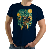 Starry Hunter - Retro and Pixel Video Game T-shirts - Metroid, Samus Aran, Sci-Fi, Science Fiction, SNES, Nintendo, NES, Bounty Hunter, Space, Mother Brain, Kraid, Zebes, Prime, 4, Zero Suit, Space Pirate, Switch, Alien, Ridley, Smash Bros, Tank, Long Sleeved, Summer, Shirt, Tee, TShirt, T-Shirt, Womens Fit, Tight