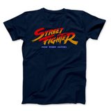 Street Fighter Press Start