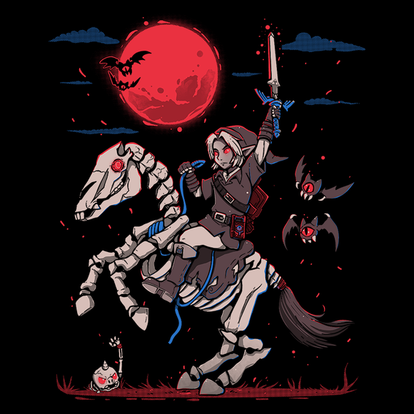 Blood Moon Rises