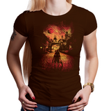 The Hunter - Retro and Pixel Video Game T-shirts - Retro, Dark Souls, Dark Souls 2, Praise The Sun, Bloodborne, Demon Souls, RPG, Action, Bonfire, PS4, Chalice Dungeon, Yharnam, Japan, Japanese, Save Game, Bonfire, Gehrman, Daletheskater, Videogame, Games, Gamer, Best, Women, Men, T-Shirt, Tee, Slim Fit, Tank Top, Long Sleeve