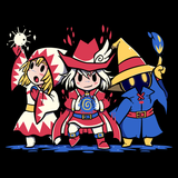The Three Mages