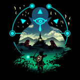 Wild Adventurer - Retro and Pixel Video Game T-shirts - Zelda, Legend of Zelda, TLOZ, Ganon, Hyrule, Princess Zelda, A Link to the Past, Ocarina of Time, The Wind Waker, Twilight Princess, Skyward Sword, BOTW, Breath of the Wild, SNES, NES, Nintendo, Switch, N64, Nintendo 64, Wild, Triforce, Nerd, Gamer, Geek, Switch, Men, Women, Kids, Adventure