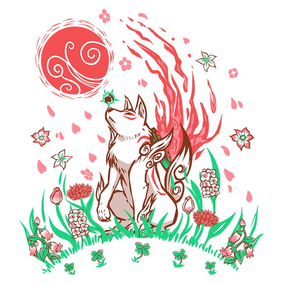 Wolf Blossom Breeze