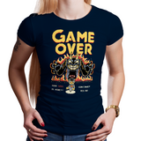 Your Soul is Mine - Video Game Pixel T-Shirts & Retro Gaming Tees! Cuphead, Mugman, Don't Deal With the Devil, Run and Gun, Elder Kettle, Xbox One, Microsoft, Action, Devil, Devil's Casino, Inkwell Isles, D, Side Scroller, 1930s Cartoons, Typhoonic, Women, Men, Kids, Cotton, Tank, Long Sleeved, Shirt
