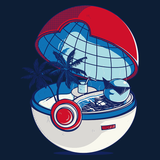 Blue Pokehouse - Retro and Pixel Video Game T-shirts - Pokemon, Water, Red, Blue, Nintendo, Birthday, Christmas , 1996, Catch Em All, Bulbasaur, Bulbizarre, Fire Red, Game Boy , Ash, Charmander, Squirtle, 2004, Poke Ball, Pokehouse, Cute, Squirtle, Donnie, Women, Men, T-Shirt, Tee, Slim Fit, Tank Top, Long Sleeve