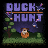 Duck Hunt Laugh - Retro and Pixel Video Game T-shirts - NES, Nintendo, Nintendo Shirts, Pixel, 8-Bit, 80s, 1980s, 1984, Duck Hunt, Light Gun, Shooter, Zapper, Shooting Game, Duck, Dog, Laugh, Shoot The Dog, High Score, Arcade, CRT, LikeLikes, Videogame, Games, Gamer, Best, Women, Men, T-Shirt, Tee, Slim Fit, Tank Top, Long Sleeve