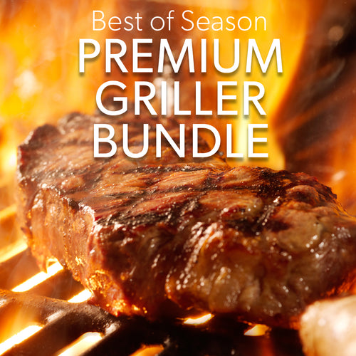 Best of the Season Premium Griller Bundle Order Online Now!