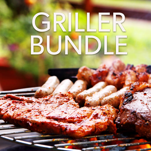 Griller Bundle, Makes a Great Gift! Order Online Now!
