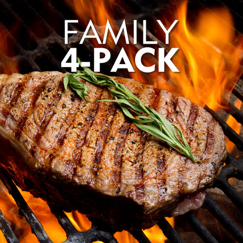 Family Four Pack Beef Bundle