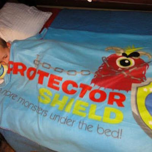 protector shield and blanket