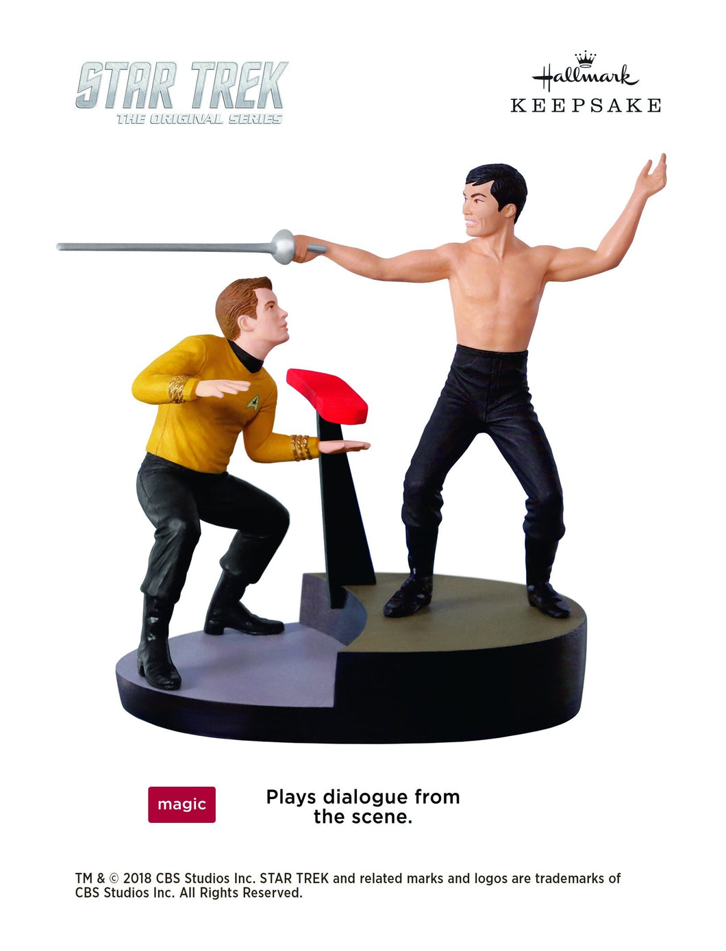 STAR TREK THE NAKED TIME