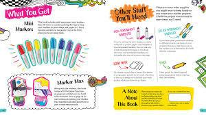 Marker Everything Activity Book