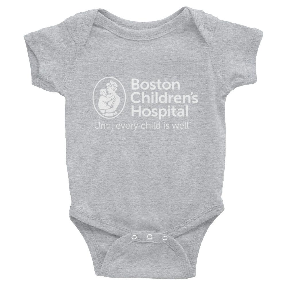Infant Bodysuit Boston Children's Hospital
