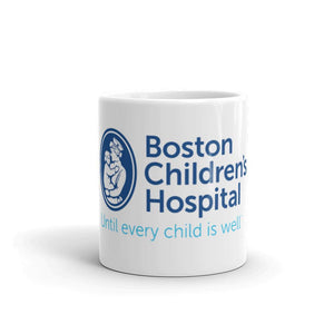 Classic Boston Children's Hospital Mug