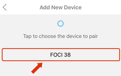 pairing foci device