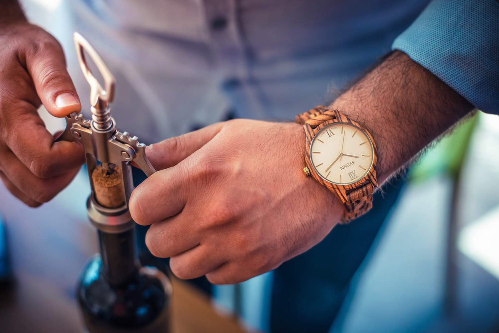 ZEBRAWOOD WATCHES DESIGN