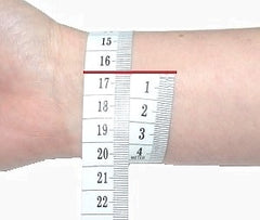 wood watch sizing