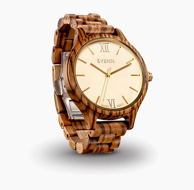 Wood Grain Watches