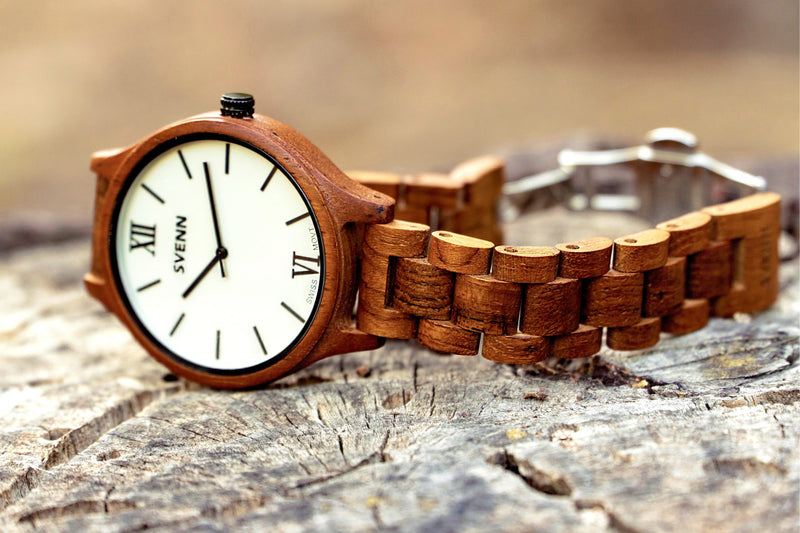 Eco Friendly Wood Watches
