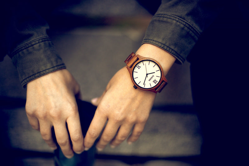 Eco Friendly Wood Watch