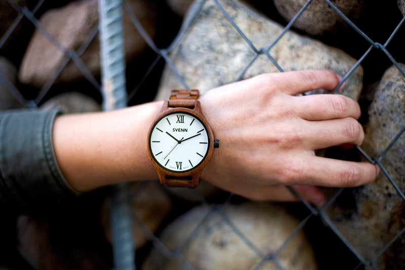 Eco Friendly Natural Watches