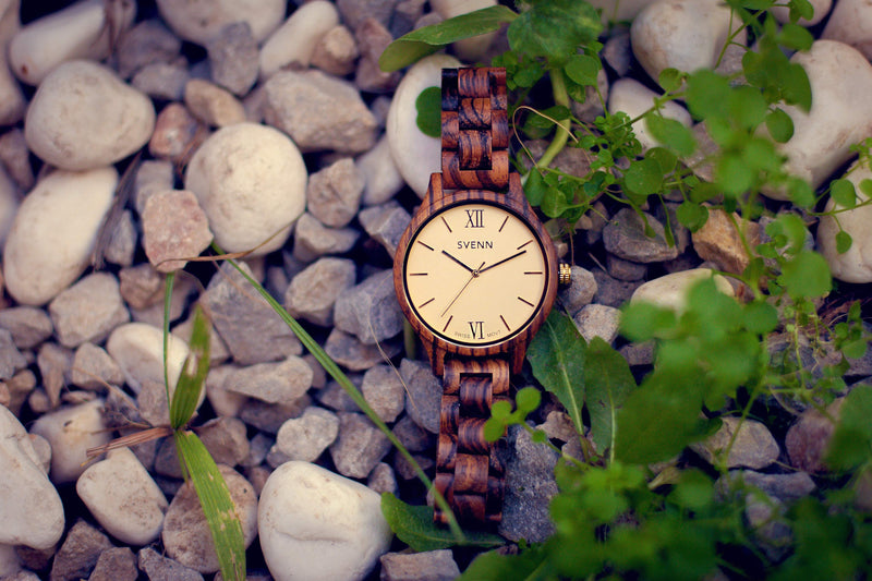 Grain Wrist Watch