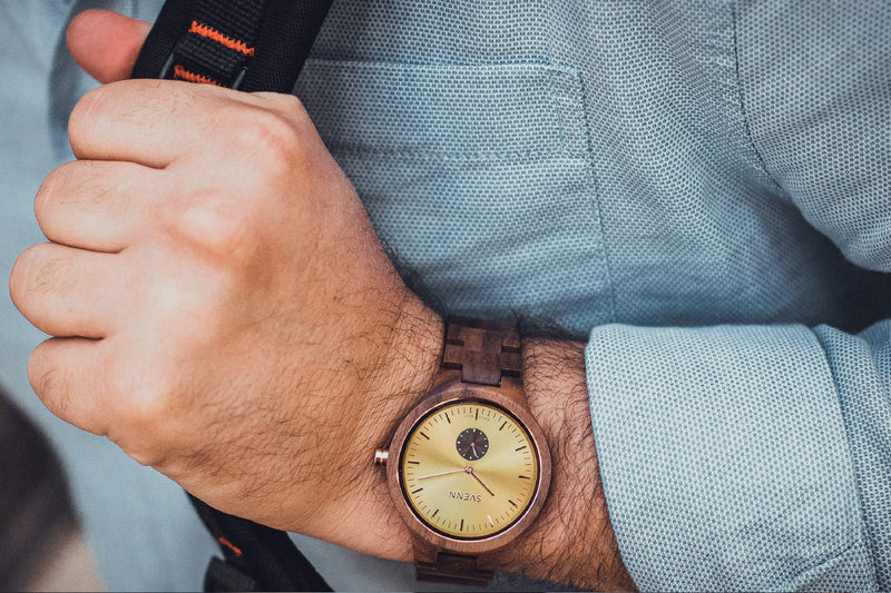 Sophisticated Wood Watches