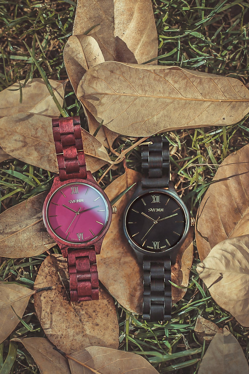 wooden watches for couple