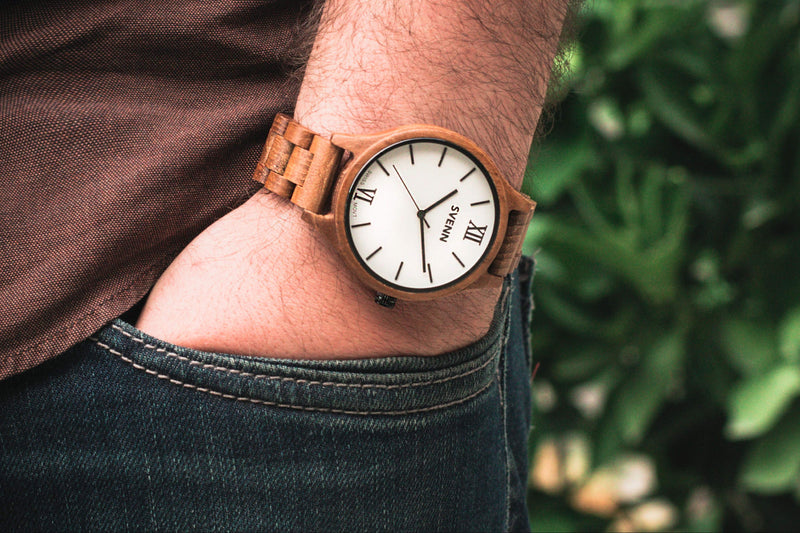wood watch in nature