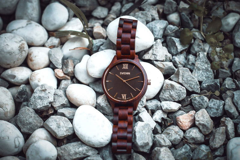 Wooden Wrist Watch Women
