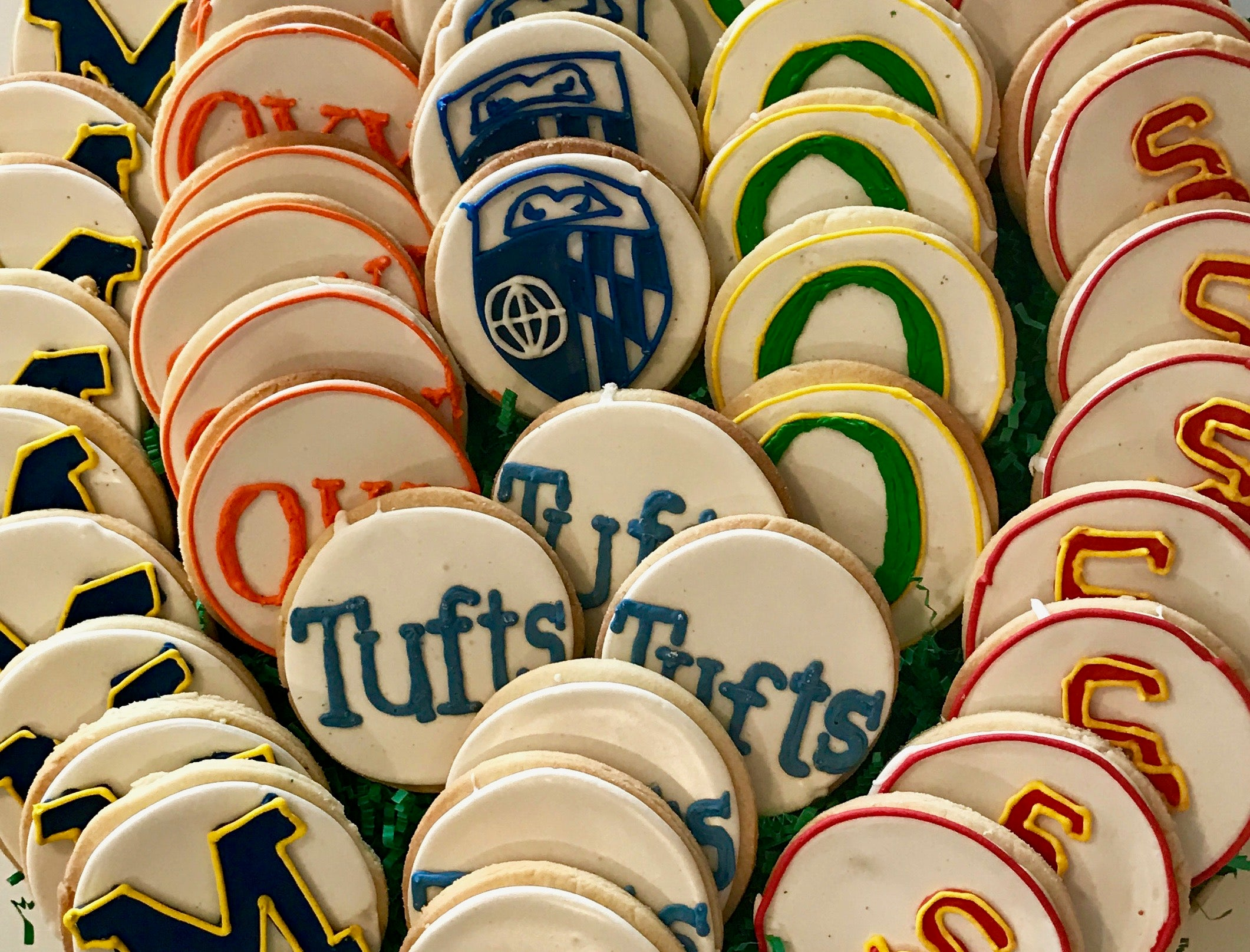 COLLEGE/SCHOOL - COOKIE FAVORS