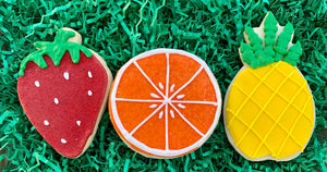 SUMMER FUN FRUITY GIFT BOX