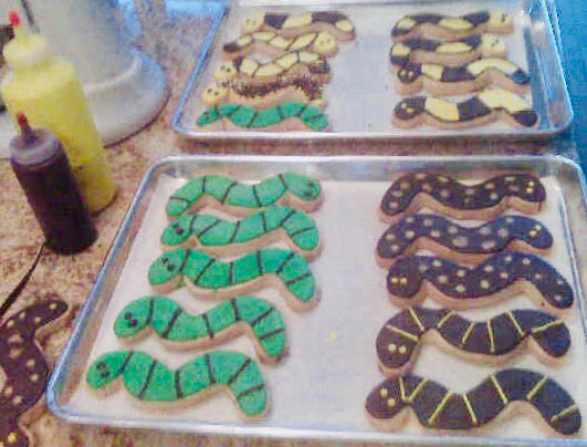 COOKIE FAVORS ANIMALS/SNAKES