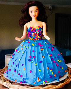EVENT CAKE DOLL BIRTHDAY