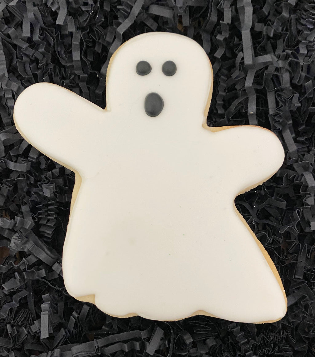 HALLOWEEN GHOST COOKIE FAVORS