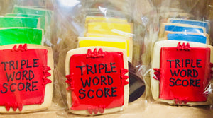 COOKIE FAVORS GAMES/SCRABBLE