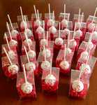 GOURMET CAKE POPS PERSONALIZED