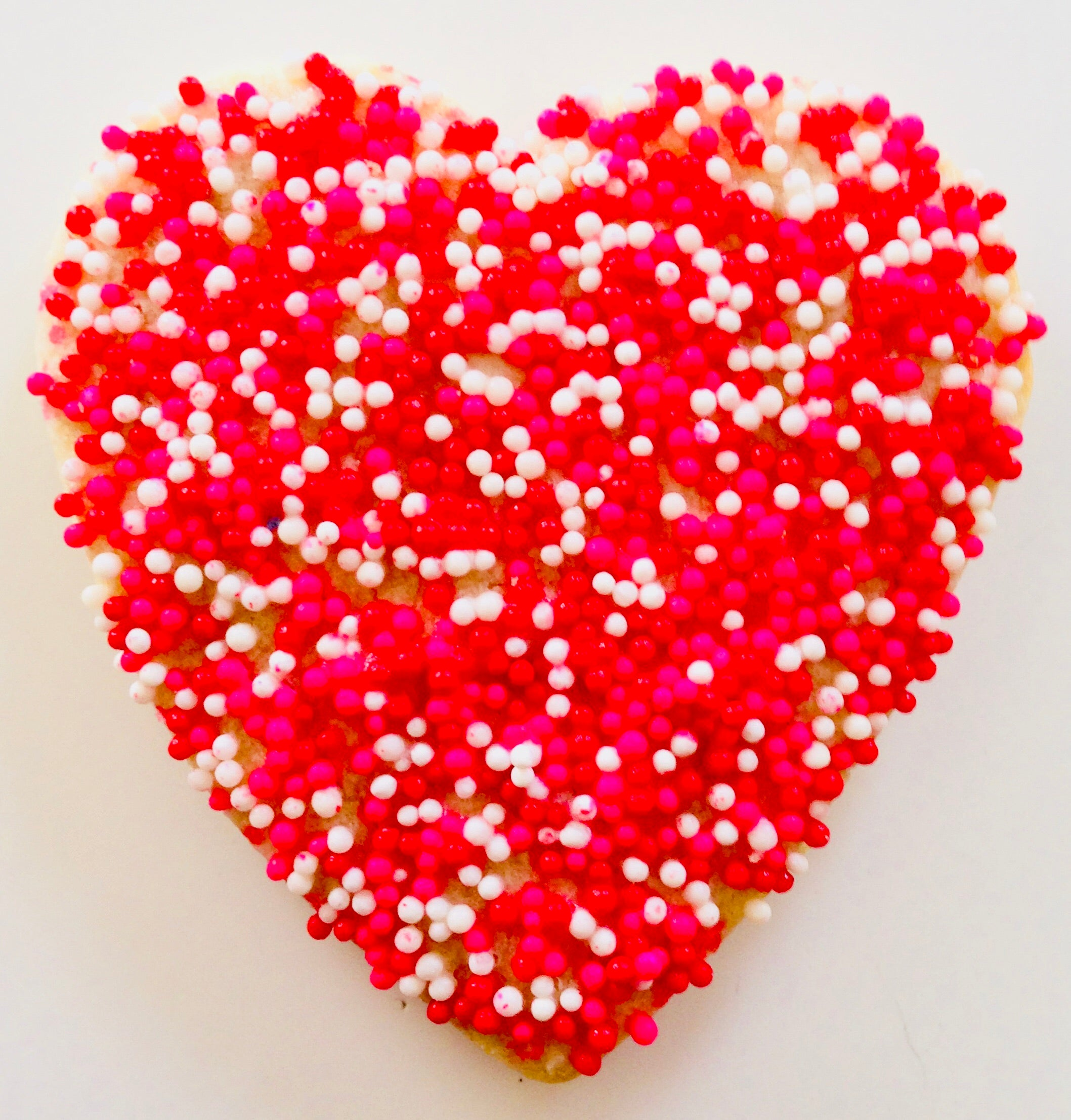 COOKIE BOX SPRINKLE HEARTS