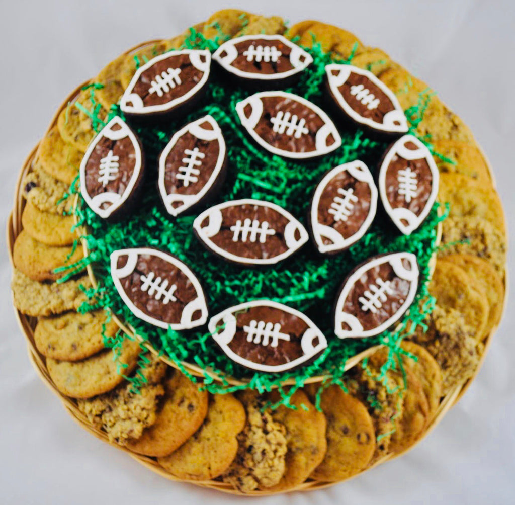 GOURMET PLATTER SPORTS FOOTBALL