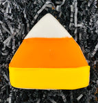 HALLOWEEN CANDY CORN COOKIE FAVORS