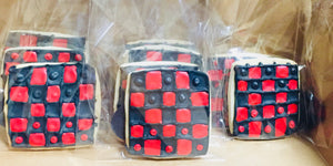 COOKIE FAVORS GAMES/CHECKERS