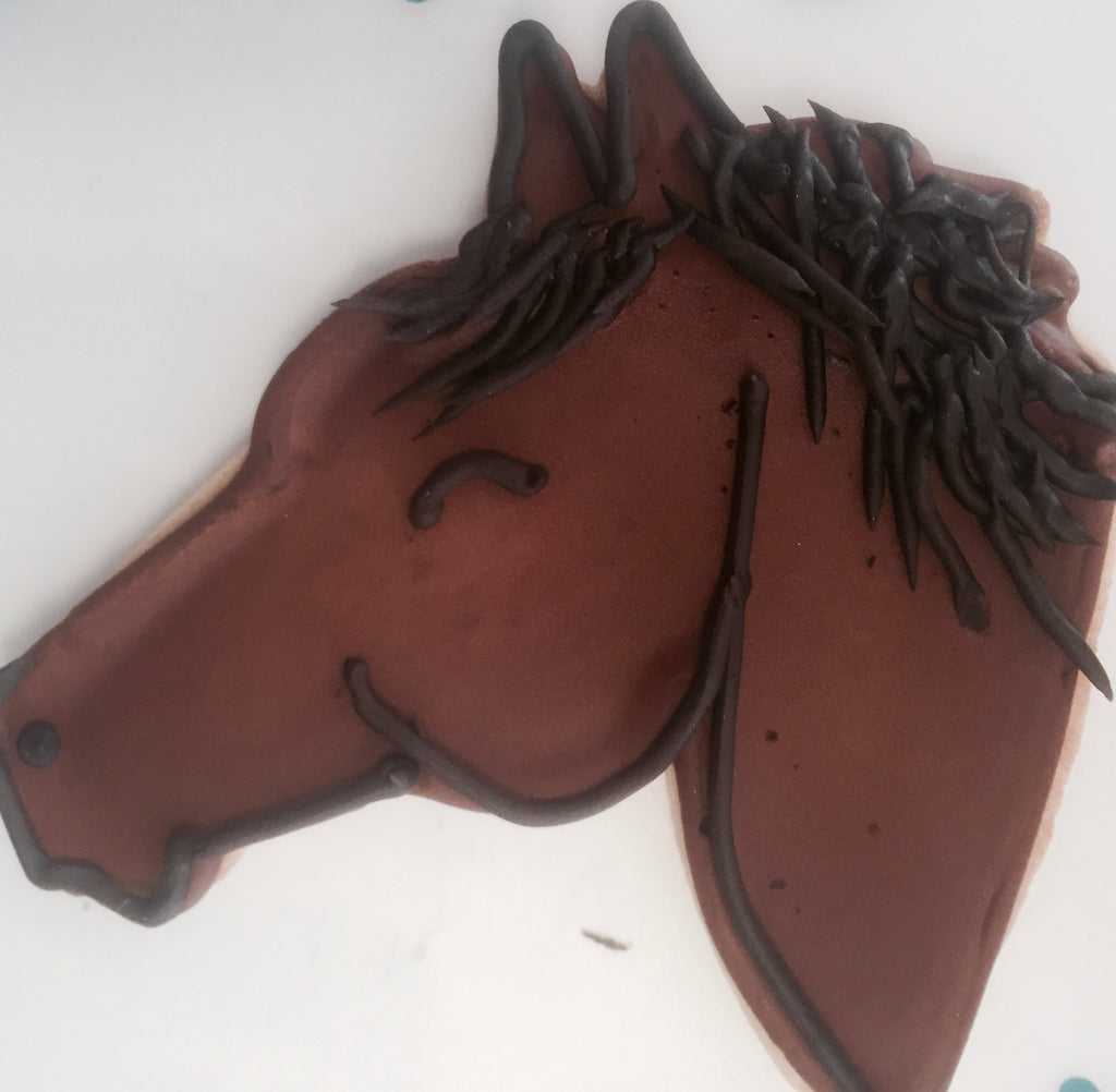 COOKIE FAVORS ANIMALS/HORSE