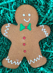 GINGERBREAD BOY COOKIE FAVOR