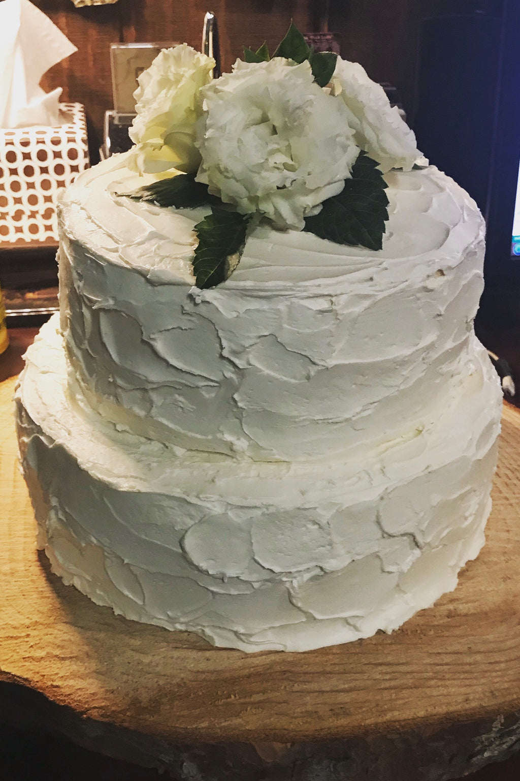 WEDDING CAKE NATURAL