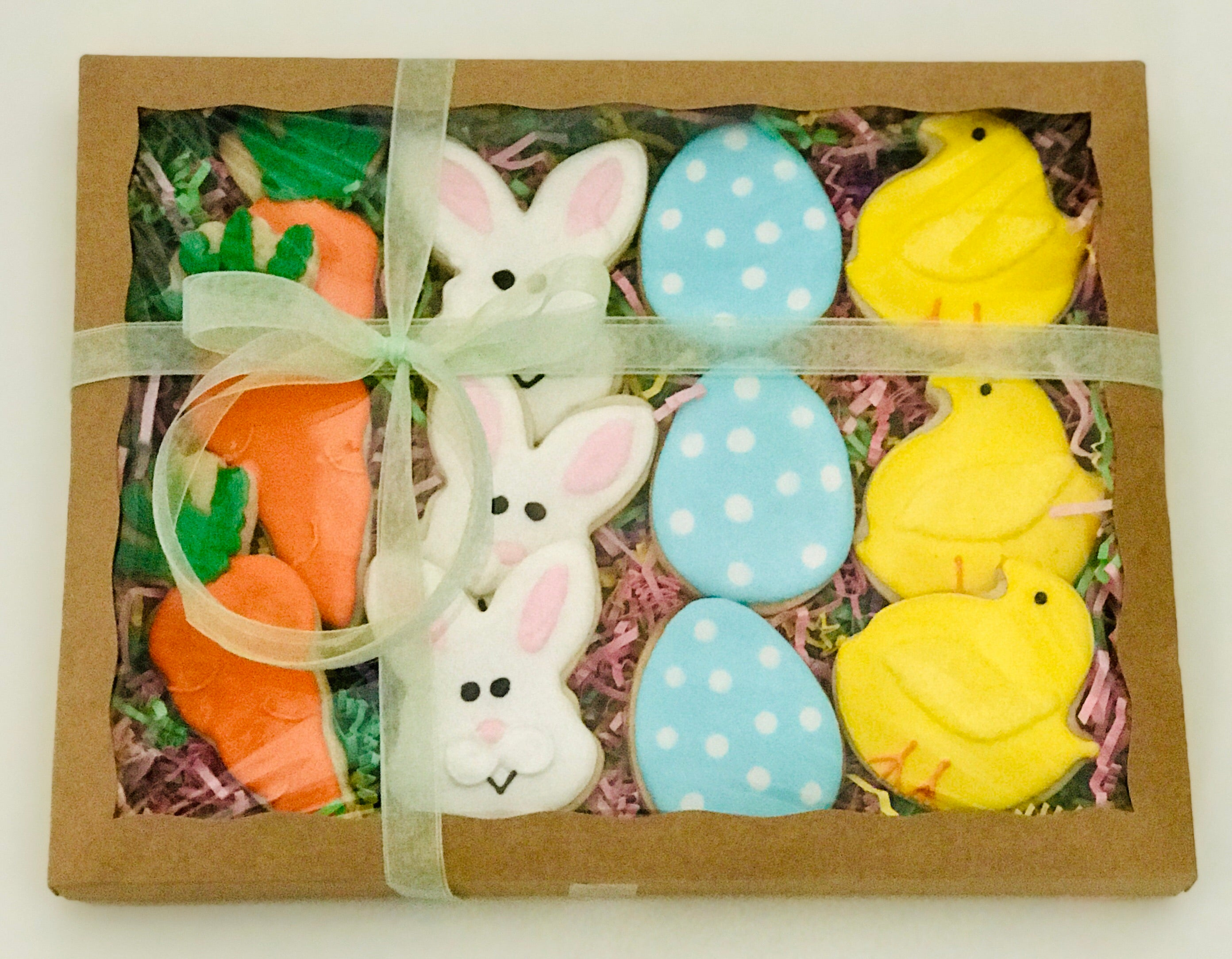 EASTER COOKIE BOX 2018