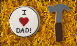 FATHER'S DAY TOOL COOKIE GIFT BOX