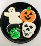 HALLOWEEN ASSORTED COOKIE FAVORS