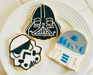 COOKIE FAVORS CHARACTERS